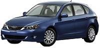 Subaru IMPREZA 12/07-2012