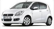 Suzuki SPLASH 4/2008-