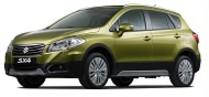 Suzuki SX4 S-CROSS 8/2013-