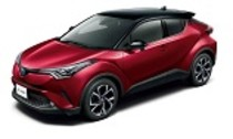 Toyota C-HR 11/2016-