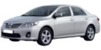 Toyota COROLLA SEDAN 2008-2010