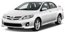 Toyota COROLLA SEDAN 2010-2013