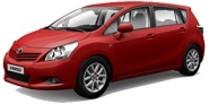 Toyota VERSO 4/2009-2013