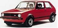 VW GOLF I 7/74-7/83