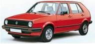 VW GOLF II 8/83-7/92