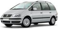 VW SHARAN 5/00-