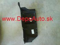 Audi A3 00-03 kryt pod motor Pravý