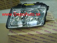 Audi A3 9/96-9/00 svetlo H1+H7 Lavé / DJ AUTO/