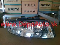 Audi A4 10/00-9/04 svetlo H7+H7 Pravé / DJ AUTO /