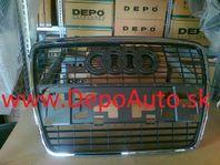 Audi A6 5/04- predná maska