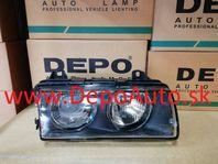 BMW 3 E36 10/90-12/94 svetlo H1+H1 Lavé / DJ AUTO /