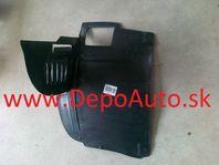 BMW 5 E39 95-8/00 predný podblatnik Lavý /predná čast/ bez TDS