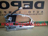 BMW X5 E53 1/04-2/07 vnútorný mechanizmus vonkajšej klučky Pravý predný / Dodanie do 24h