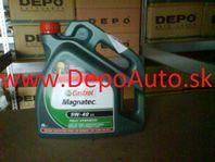 Castrol Magnatec 5W40 / C3 4L