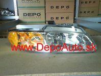 Chrysler VOYAGER 1/96-3/01 predné svetlo Pravé,USA verzia