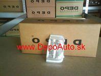 Citroen Jumper 06- smerovka v zrkadle Lavá / Dodanie do 24h