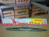 Dacia SANDERO 6/08- predný stierač 500mm,Lavý / BOSCH /
