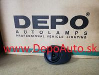 Daewoo MATIZ 1/01-05 vnútorná klučka Lavá zadná