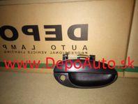 Daewoo MATIZ 7/98-12/00 klučka Pravá predná