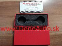 Darčeková krabička na prívesok alebo náramok / červená