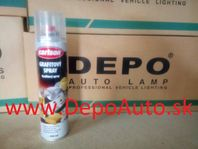 Grafitový spray / CARLSON / 400ml