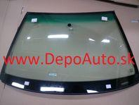Honda CIVIC HB 3d10/95-12/98 čelné sklo - zelené