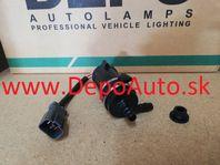 Honda CRV 1/07- motorček ostrekovača svetiel / Obojtranný