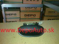 Hyundai ACCENT 98-00 zadná klučka Lavá,HB,SDN