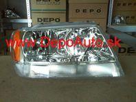 Jeep GRAND CHEROKEE 99-12/04 svetlo HB3A+HB4A Pravé