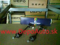 Land Rover FREELANDER 2000-06 tyčka stabilizátora Sada L+P