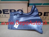 Mazda 3 10/03-6/09 kryt pod motor Pravý