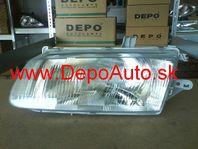 Mazda 323 SED 10/96-10/98 svetlo predne Lave / elektrické /