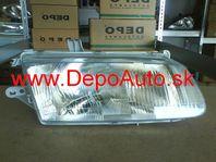 Mazda 323 SED 10/96-10/98 svetlo predne Prave / elektrické /