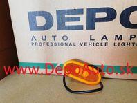 Mercedes SPRINTER 4/06- bočné obrysové svetlo /oranžové/ - LED