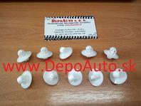 Mercedes SPRINTER 4/06- príchytky bočných líšt 10ks