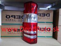 Mercedes SPRINTER 4/06- zadné svetlo Lavé
