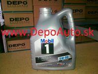 Mobil Peak Life 5W-50 4 L