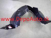 Nissan QASHQAI 07- podblatník predný Lavý