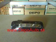 Nissan X TRAIL 6/01-05 zadná klučka Lavá