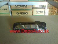 Nissan X TRAIL 6/01-05 zadná klučka Pravá