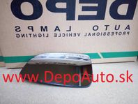 Opel ASTRA H 03/04-4/07 sklo zrkadla Lavé,vyhrievané