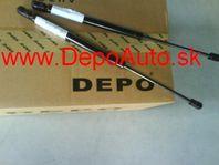 Opel SIGNUM 5/03-8/05 tlmiče zadného kufra 482mm Sada L+P