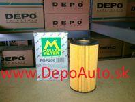 Opel VECTRA B 2/99-4/02 olejový filter 2,0Di-2,0DTi-2,2DTi / MUL