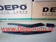 Opel ZAFIRA 1/99-9/05 zadné ramienko stierača Komplet / Dodanie do 24h