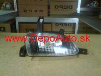 Opel Zafira 99-05 hmlovka H3 Pravá / DJ AUTO /