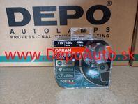 OSRAM H7 COOL BLUE/ XENON EFEKT 12V 55W PX26d BOX 2ks
