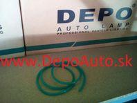 Palivová hadica PVC 3mm - 1 meter