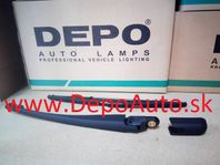Peugeot 206 10/98- zadné ramienko stierača Komplet,HB