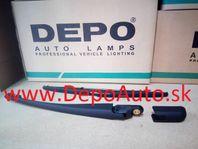 Peugeot 206 10/98- zadné ramienko stierača Komplet,HB / Dodanie do 24h