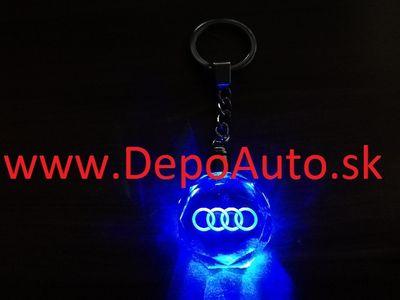 Prívesok Audi / LED svietiaci